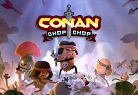 Conan Chop Chop, uscita nuovamente posticipata su PC e console!