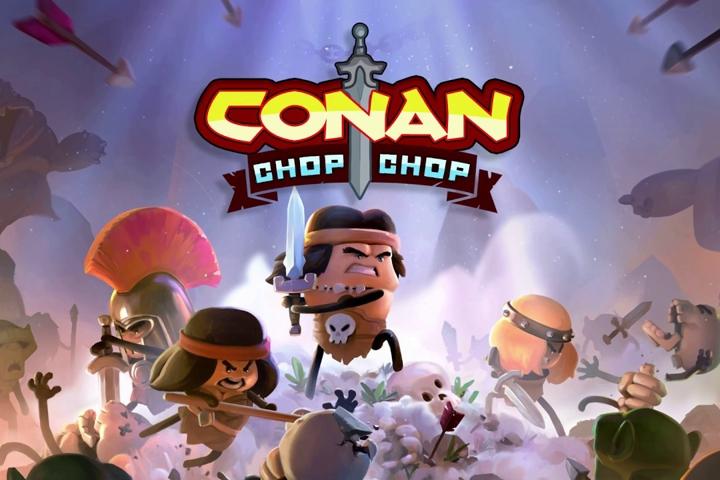 Conan Chop Chop è realtà: arriverà il 3 settembre su PC e console!