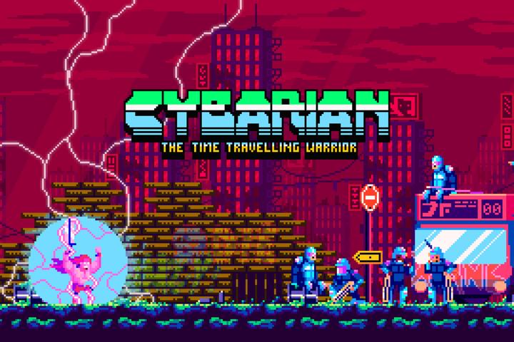 Cybarian: The Time Travelling Warrior arriverà tra oggi e il 21 giugno su console!