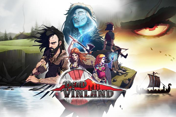 Dead in Vinland, il gioco gestionale di sopravvivenza arriverà l'11 luglio su Nintendo Switch!