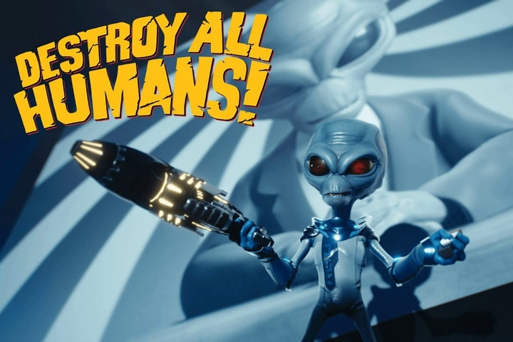 Destroy All Humans! si mostra nel nuovo trailer Welcome to Turnipseed Farm!