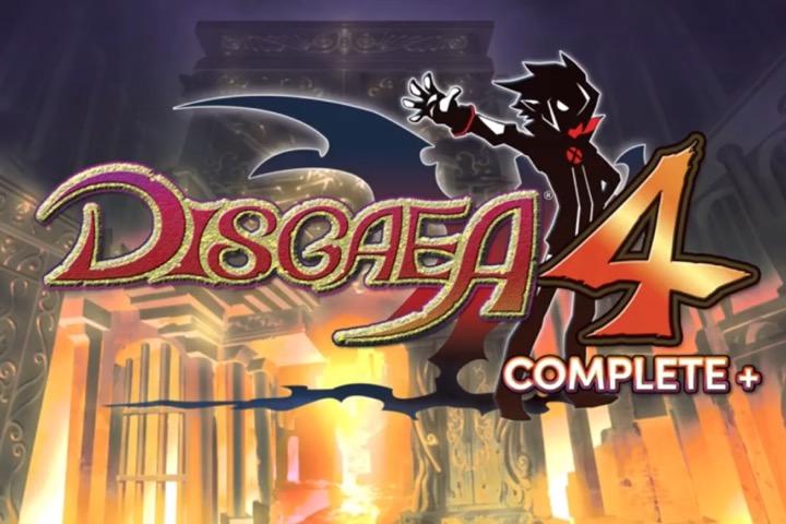 Disgaea 4 Complete+ arriverà il 29 ottobre su Nintendo Switch e PS4!