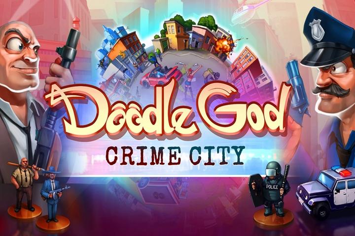 Doodle God: Crime City – Recensione
