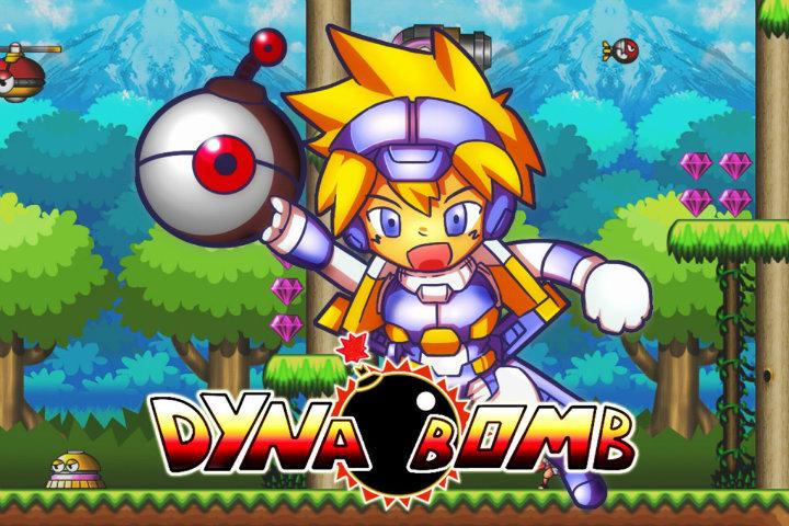 Dyna Bomb – Recensione