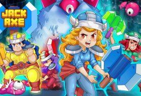 Jack Axe, il gioco d'avventura platform arriverà prossimamente su PC e console!
