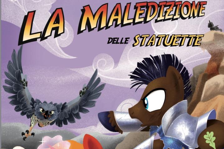 My Little Pony Tails of Equestria: La Maledizione delle Statuette – Recensione