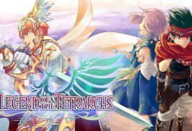 Legend of the Tetrarchs: il GdR fantasy arriverà il 6 giugno su Nintendo Switch!