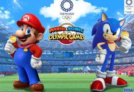 Mario & Sonic ai giochi olimpici di Tokyo 2020 finalmente allo scoperto