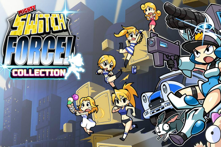 Mighty Switch Force Collection – Recensione