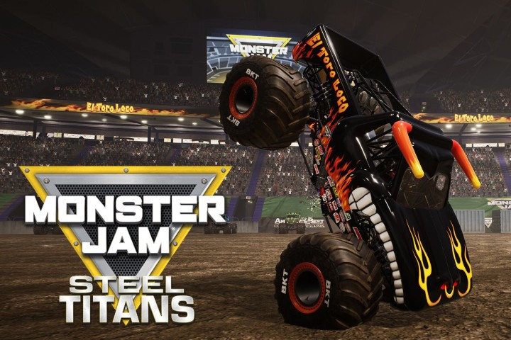 Monster Jam Steel Titans – Analisi della versione Switch
