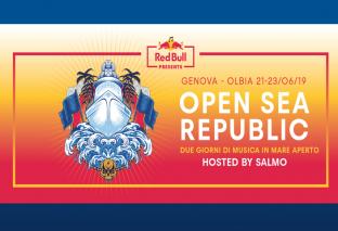 Nintendo Switch è a bordo del festival Open Sea Republic ideato da Salmo!