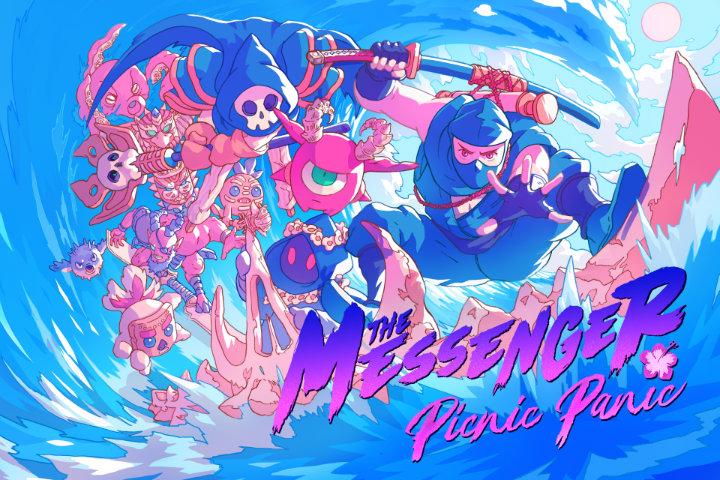 The Messenger, il DLC gratuito Picnic Panic è arrivato su Steam, Nintendo Switch e PS4!