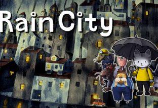 Rain City, il puzzle game arriverà il prossimo 27 giugno su Nintendo Switch!