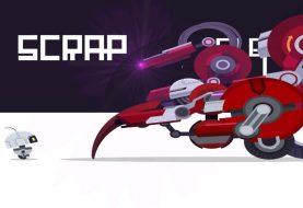 SCRAP, il gioco platform è arrivato su Nintendo Switch!