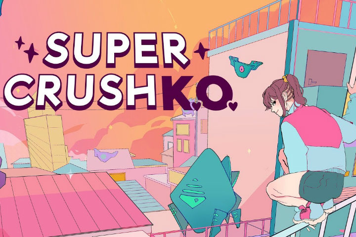 Super Crush KO è il nuovo gioco dei creatori di Graceful Explosion Machine