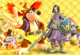 Super Smash Bros. Ultimate, Banjo-Kazooie e L'Eroe di Dragon Quest saranno i prossimi personaggi DLC!