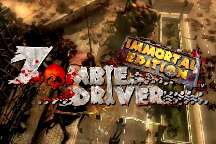 Zombie Driver: Immortal Edition è disponibile per il preordine sull'eShop di Nintendo Switch!