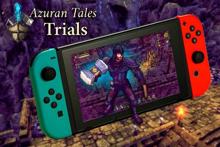 Azuran Tales: Trials – I nostri primi minuti di gioco!