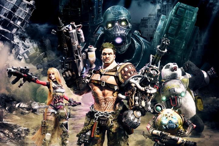 Contra: Rogue Corps – Il leggendario franchise di Konami fa il suo ritorno