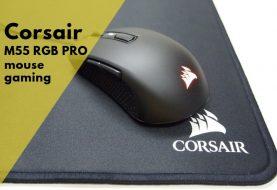 Corsair M55 RGB PRO - Recensione