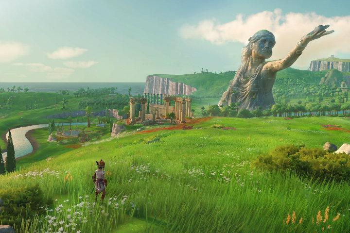 Gods & Monsters è il nuovo titolo Ubisoft che si ispira a Zelda e Assassin's Creed