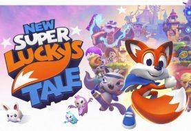 New Super Lucky's Tale annunciato per Nintendo Switch