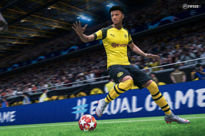 FIFA 20 è in arrivo su Nintendo Switch… sotto forma di Legacy Edition