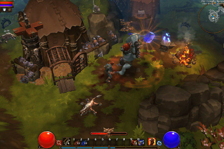 Torchlight II sbarcherà il 3 settembre su Nintendo Switch, PlayStation 4 e Xbox One