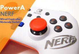 PowerA Nerf: Controller cablato per Nintendo Switch - Recensione