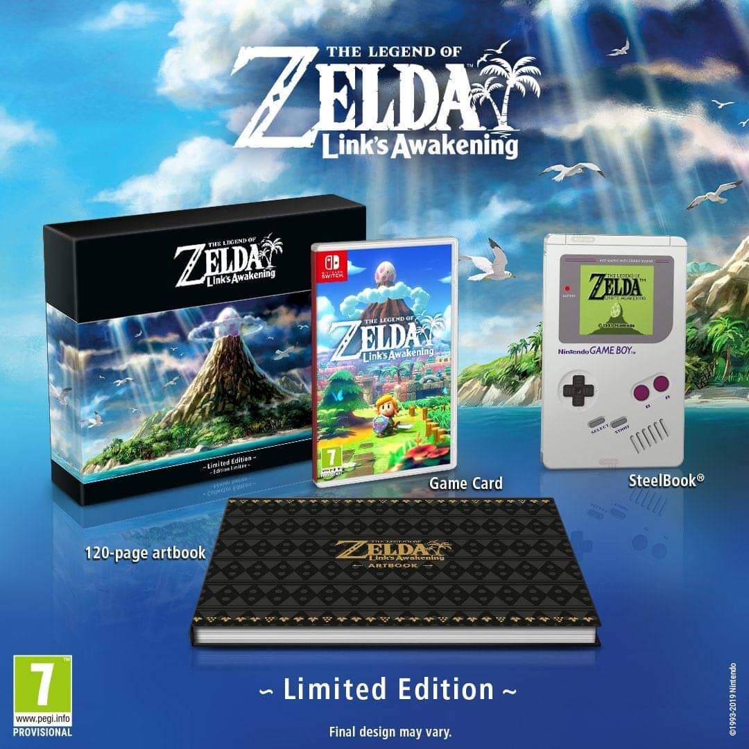 The Legend of Zelda: Link's Awakening Collector