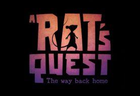 A Rat's Quest, gioco d'avventura e azione annunciato per PC e console!