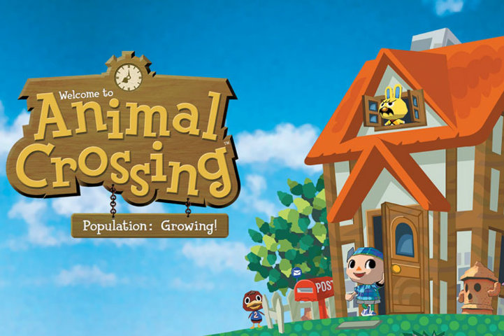 Animal Crossing front