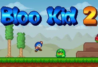 Bloo Kid 2 - Recensione