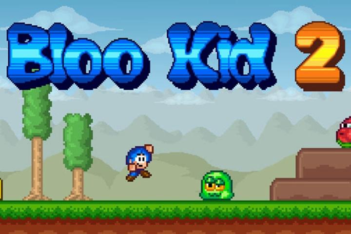 Bloo Kid 2 – Recensione