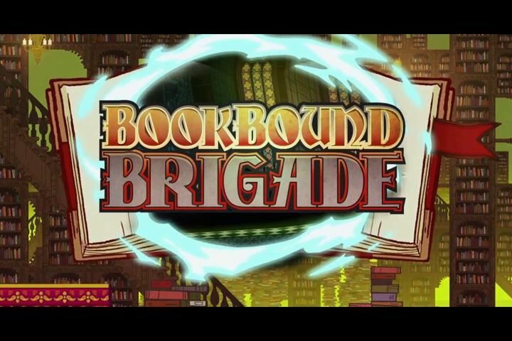 Bookbound Brigade arriva a fine gennaio su Nintendo Switch, PS4 e PC