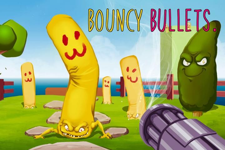 Bouncy Bullets, lo shooter game rimbalzerà tra oggi e il 12 luglio su console!