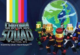 Chroma Squad, il GdR ispirato ai Power Rangers arriverà il 1 agosto su Nintendo Switch!