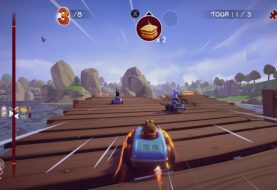 Garfield Kart Furios Racing annunciato per PS4, Xbox One, Switch e PC