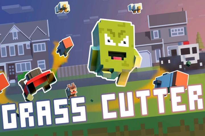 Grass Cutter – Mutated Lawns su Nintendo Switch, i nostri primi minuti di gioco!