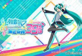 Hatsune Miku Project Diva Mega39's annunciato da SEGA per Nintendo Switch