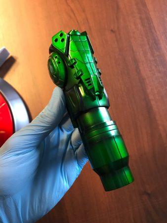 Samus braccio-cannone