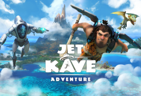Jet Kave Adventure si mostra nel suo primo gameplay trailer