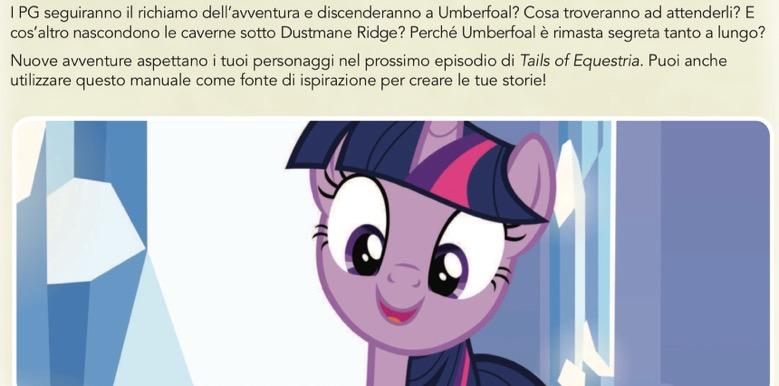 My Little Pony Tails of Equesria: La Maledizione delle Statuette