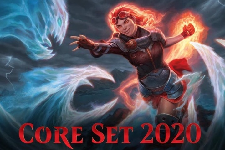 Magic the Gathering: Core Set 2020 – Unboxing