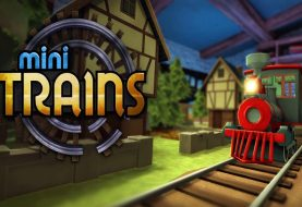 Mini Trains, il puzzle game con i trenini giocattolo arriverà il 19 luglio su Nintendo Switch!