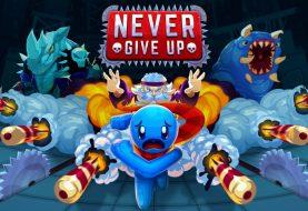 Never Give Up, il gioco platform arriverà il 13 agosto su Steam e Nintendo Switch!