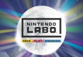 Nintendo Labo sarà presente al compleanno del Museo delle Scienze di Trento!