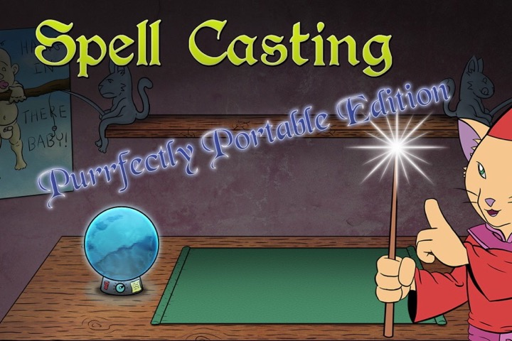 Spell Casting: Purrfectly Portable Edition – Recensione