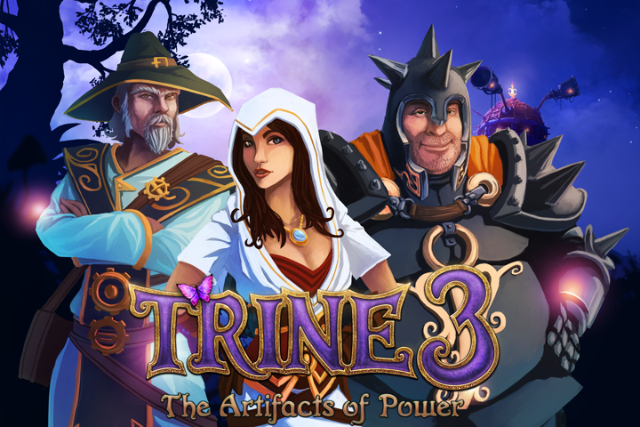 Trine 3: The Artifacts of Power – Recensione