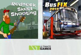 Ultimate Games S.A. ha portato due nuovi giochi su Nintendo Switch!